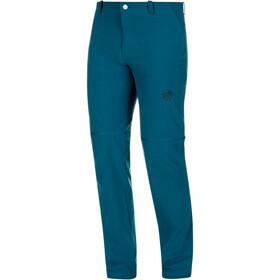 Mammut Runbold Pants Men blue